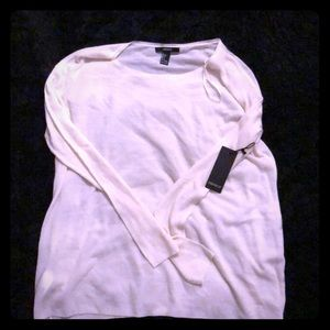 Off white top large forever21